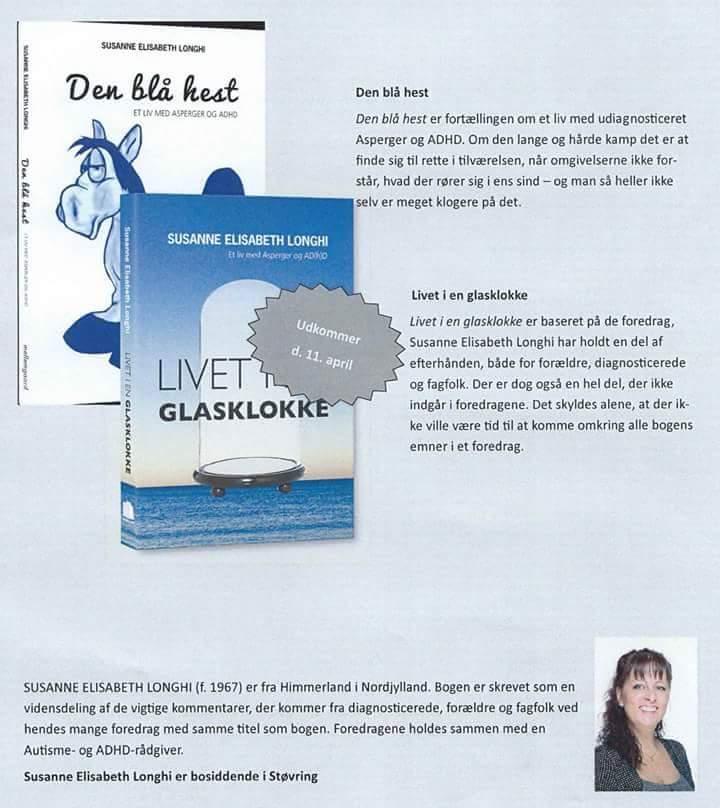 Forfatterinterview – Susanne ElisabethLonghi