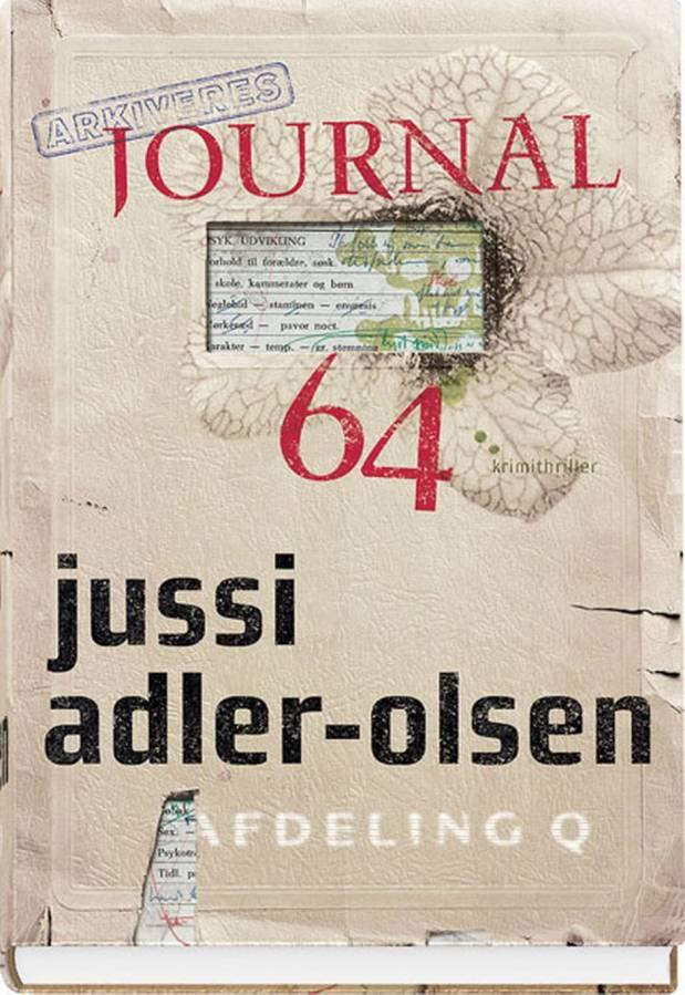 Boganmeldelse: Jussi Adler-Olsen – Journal64
