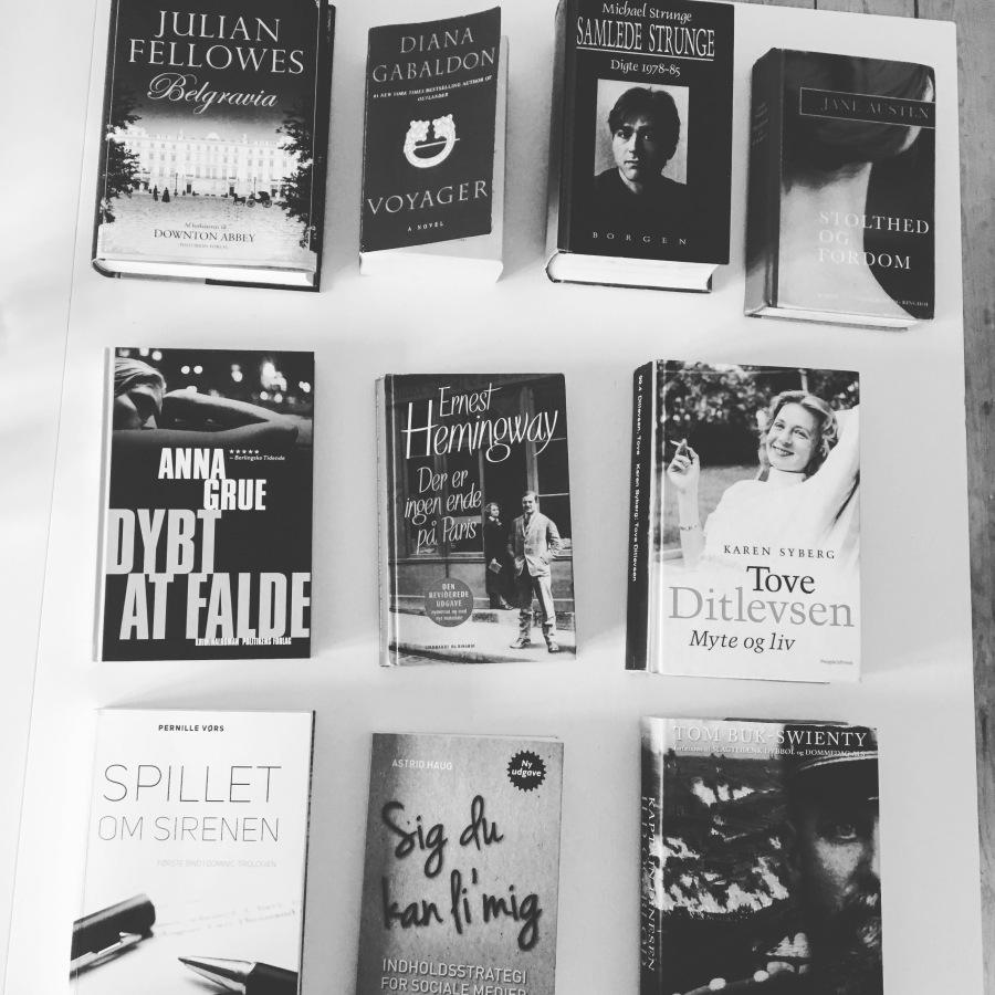 Litfix anbefaler: Bøger til dinsommerferie