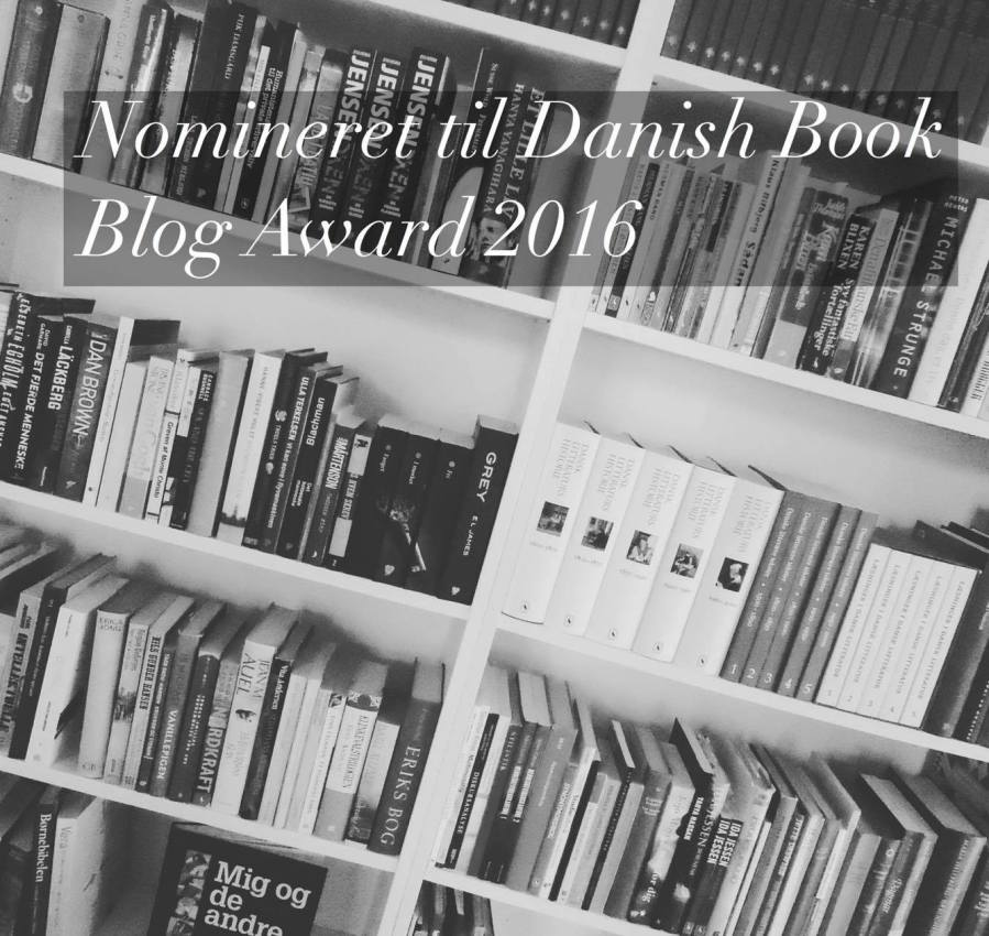 Danish Book Blog Award: Litfix er nomineret