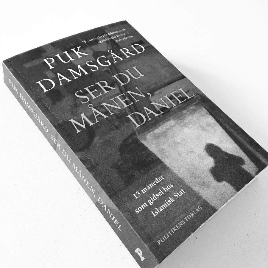 Boganmeldelse: Puk Damsgård – Ser du månen,Daniel