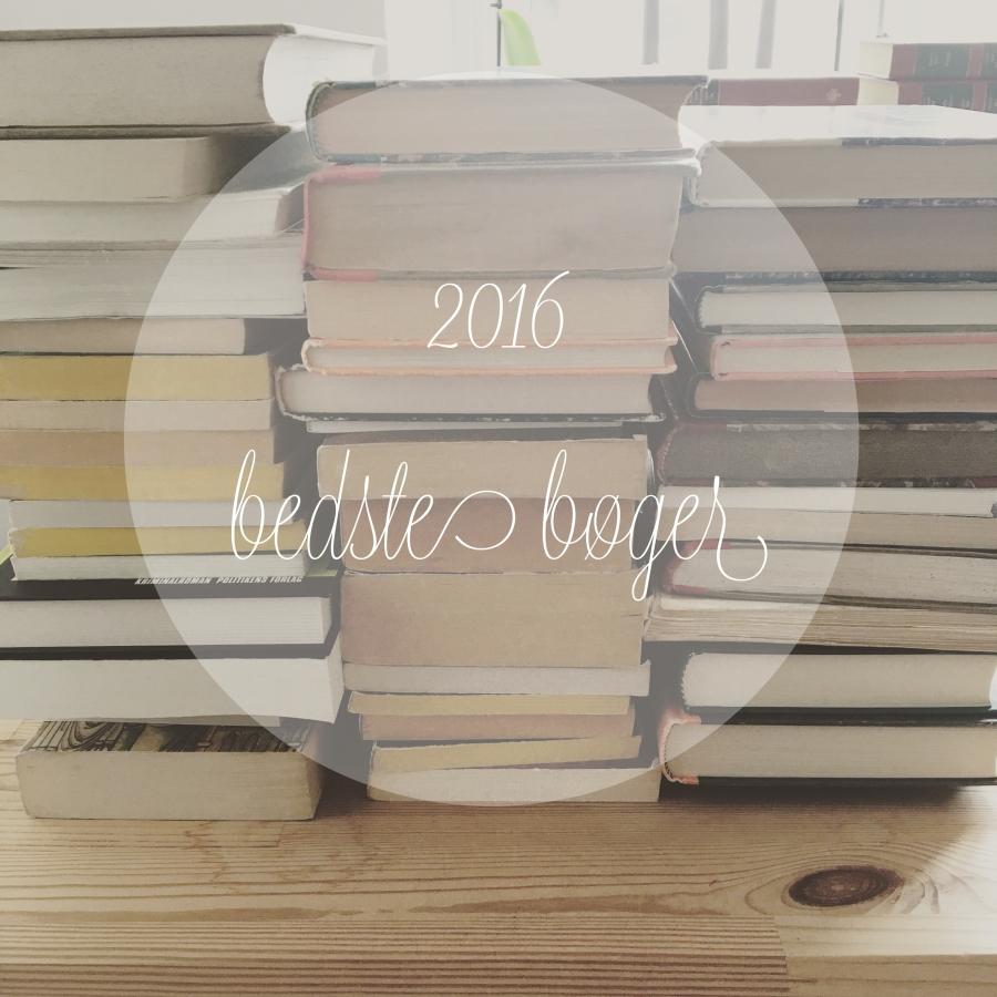 De bedste bøger i2016