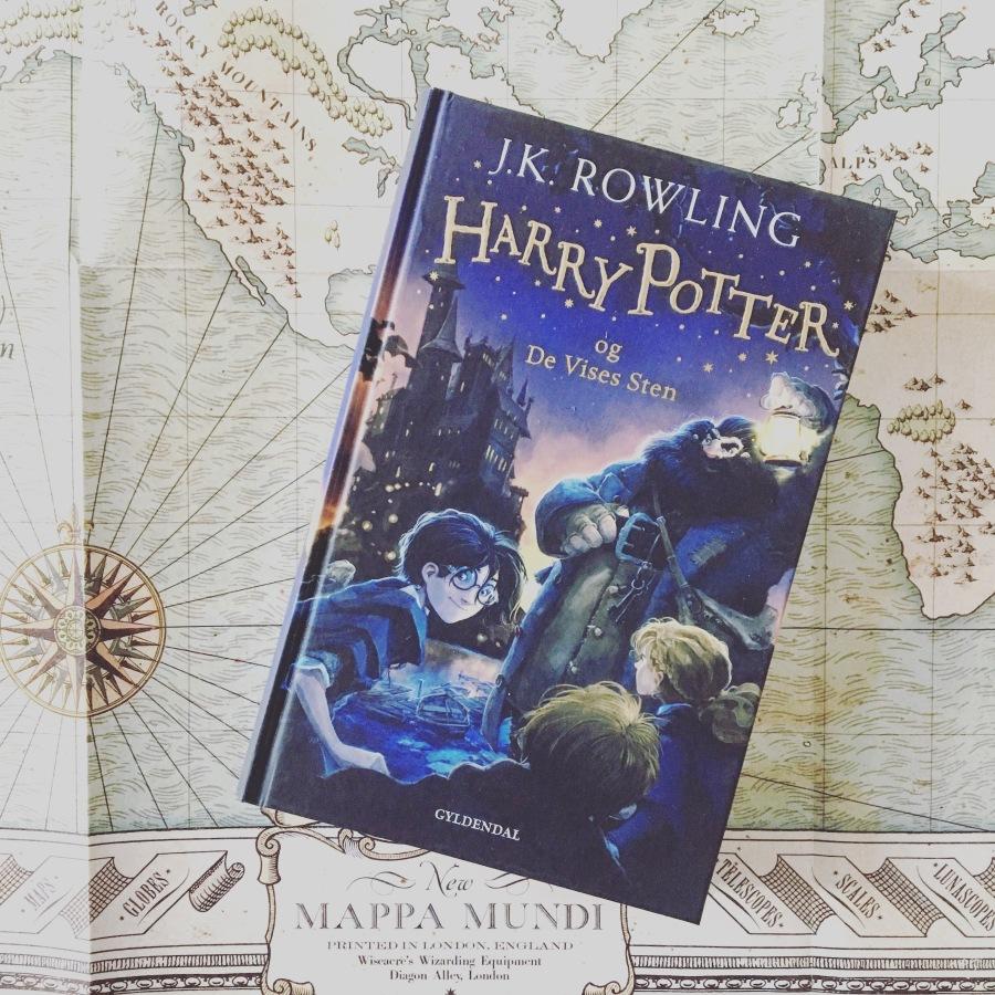 Boganmeldelse: J. K. Rowling – Harry Potter og De visessten