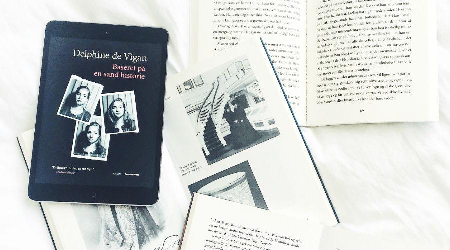 Boganmeldelse: Delphine de Vigan – Baseret på en sandhistorie