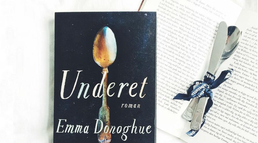 Boganmeldelse: Emma Donaghue –Underet