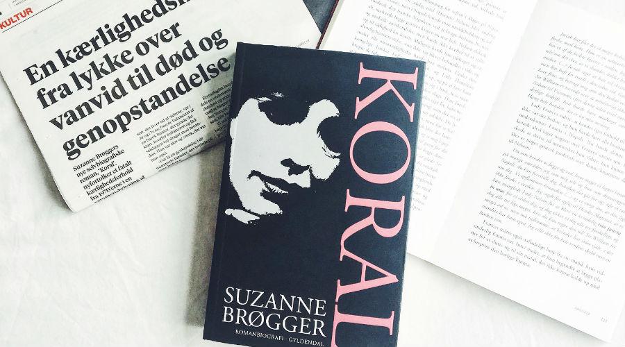 Boganmeldelse: Suzanne Brøgger –Koral