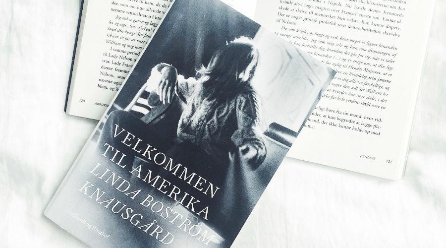 Boganmeldelse: Linda Brostöm Knausgård – Velkommen tilAmerika
