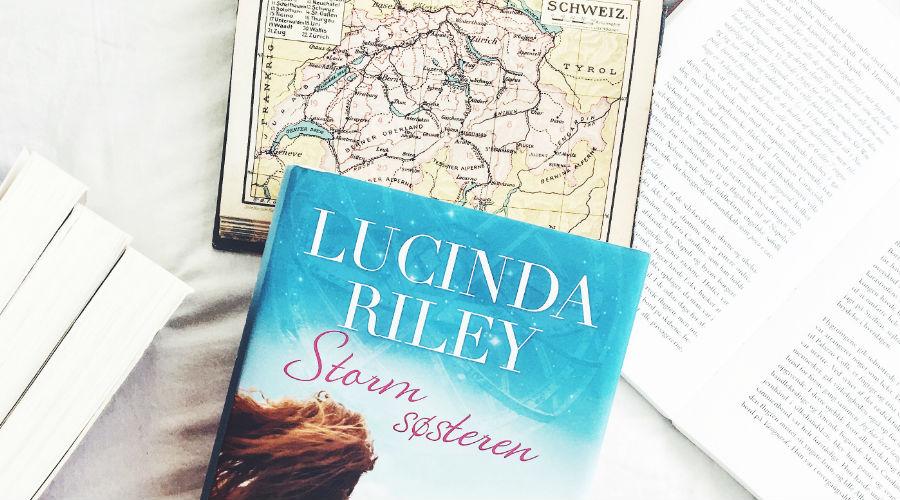 Boganmeldelse: Lucinda Riley –Stormsøsteren