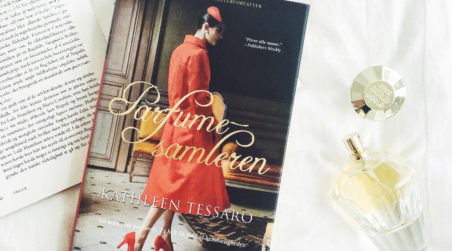 Boganmeldelse: Kathleen Tessaro –Parfumesamleren