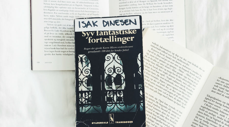Tendenser i litteraturen tema #1: At skrive under pseudonym