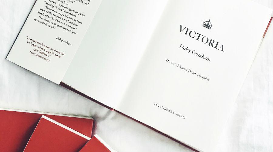 Boganmeldelse: Daisy Goodwin –Victoria