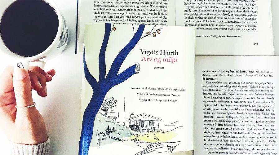 Authors in Aarhus: Mød bl.a. VigdisHjorth