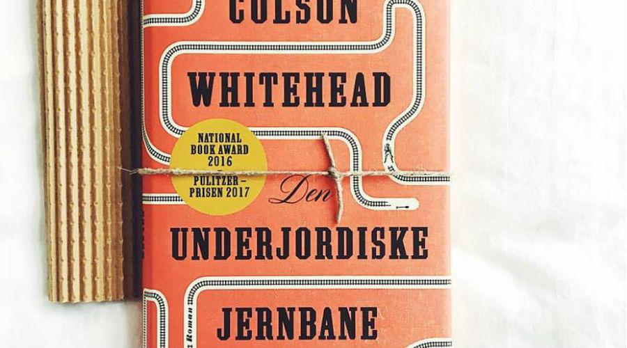 Boganmeldelse: Colson Whitehead – Den underjordiskejernbane
