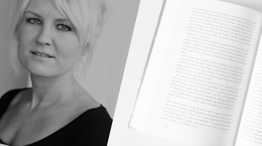 Interview med litterær agent SofieVoller