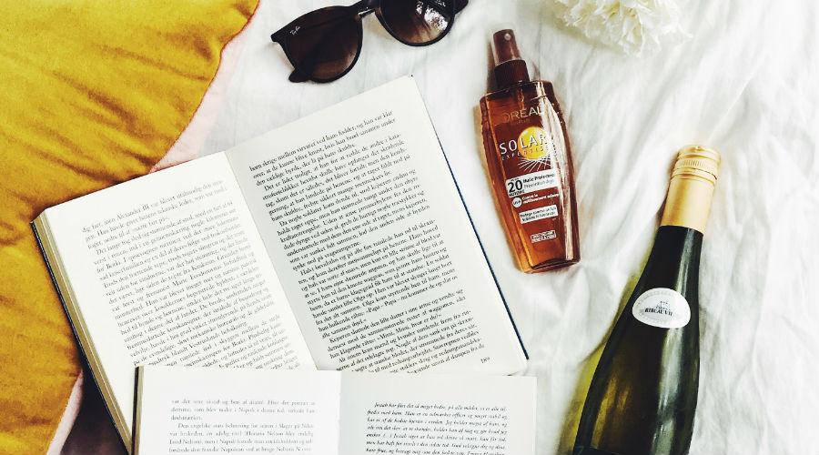 Litfix anbefaler: 12 gode bøger til dinsommerferie
