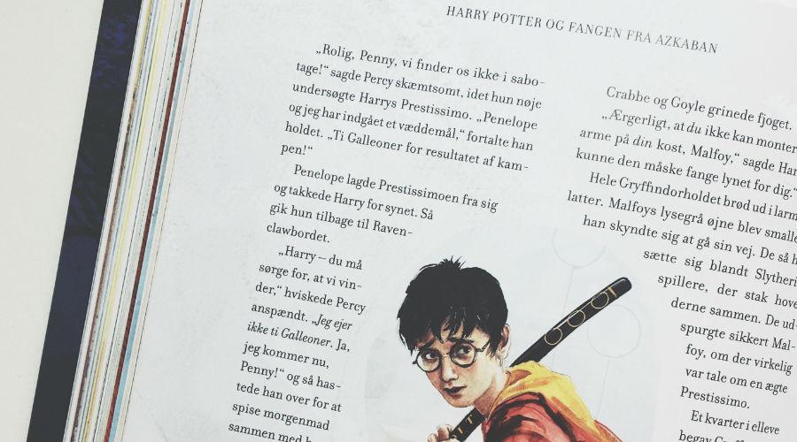 Anbefaling til hele familien i efterårsferien: Harry Potter Festival,Odense