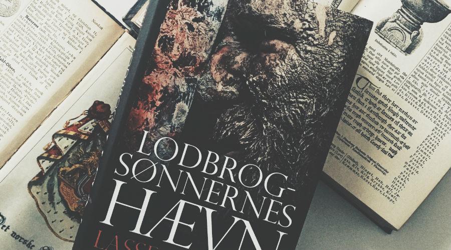 Boganmeldelse: Lasse Holm – Lodbrogsønnernes hævn