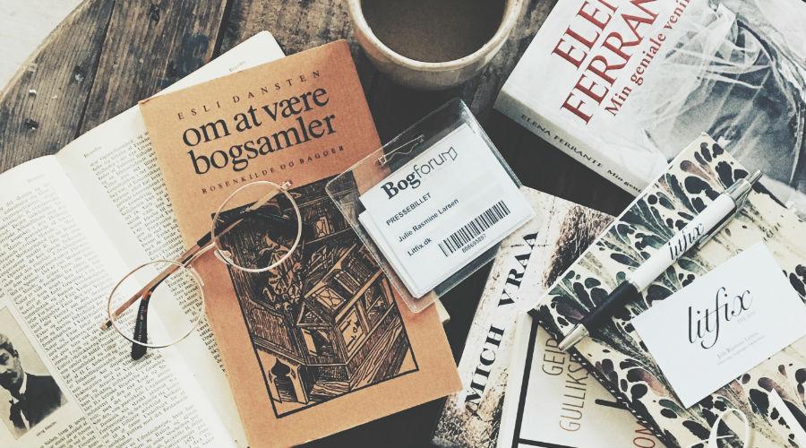 Post//BogForum: Ømme fødder, Roskilde-tømmermænd og litterære lyserødeskyer