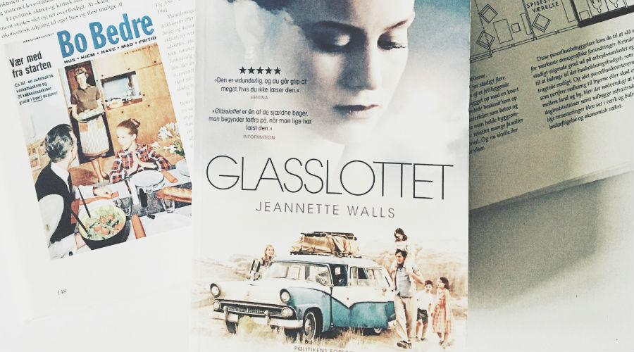 Boganmeldelse: Jeannette Walls –Glasslottet