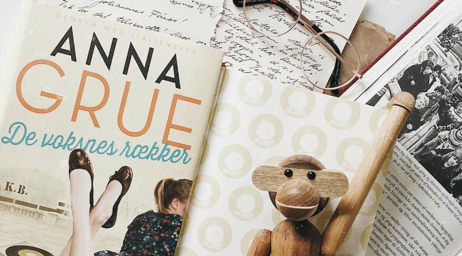 Boganmeldelse: Anne Grue – De voksnesrækker