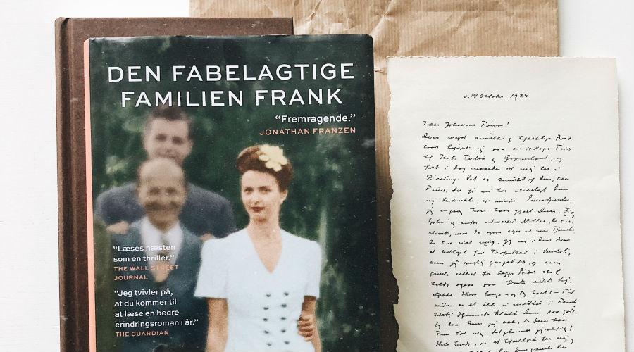 Boganmeldelse: Michael Frank – Den fabelagtige familienFrank