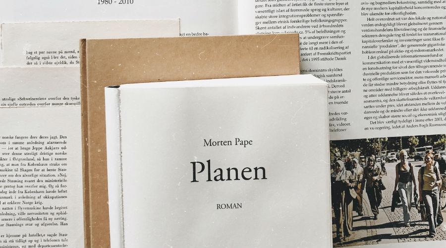 Boganmeldelse: Morten Pape –Planen