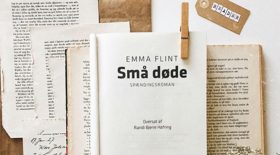Anmeldelse: Emma Flint – Smådøde